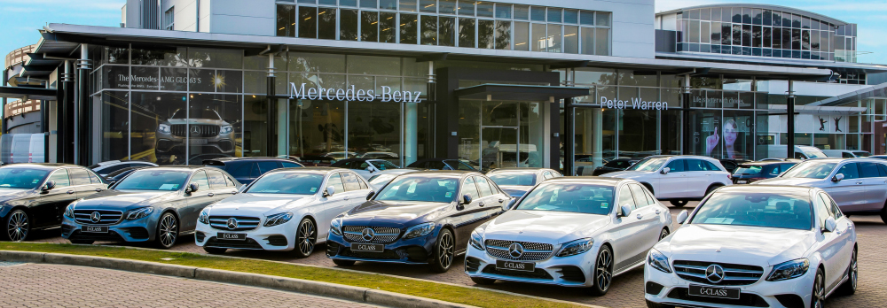Welcome to Peter Warren Automotive Mercedes-Benz